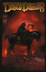 Death Dealer #6 Cover B Frank Frazetta